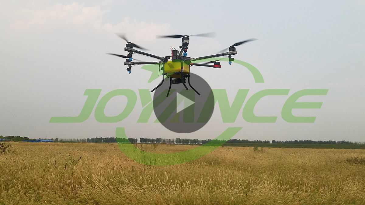 6L agriculture sprayer drone(JT6L-606)