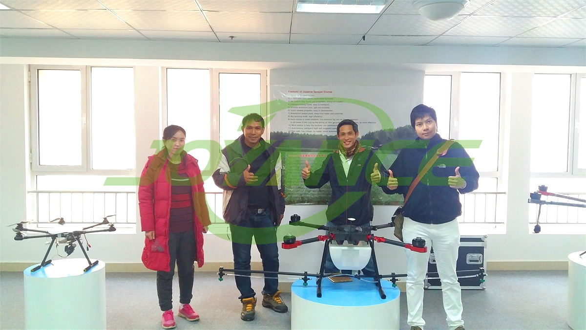 Customers from Thailand visit Joyance Tech