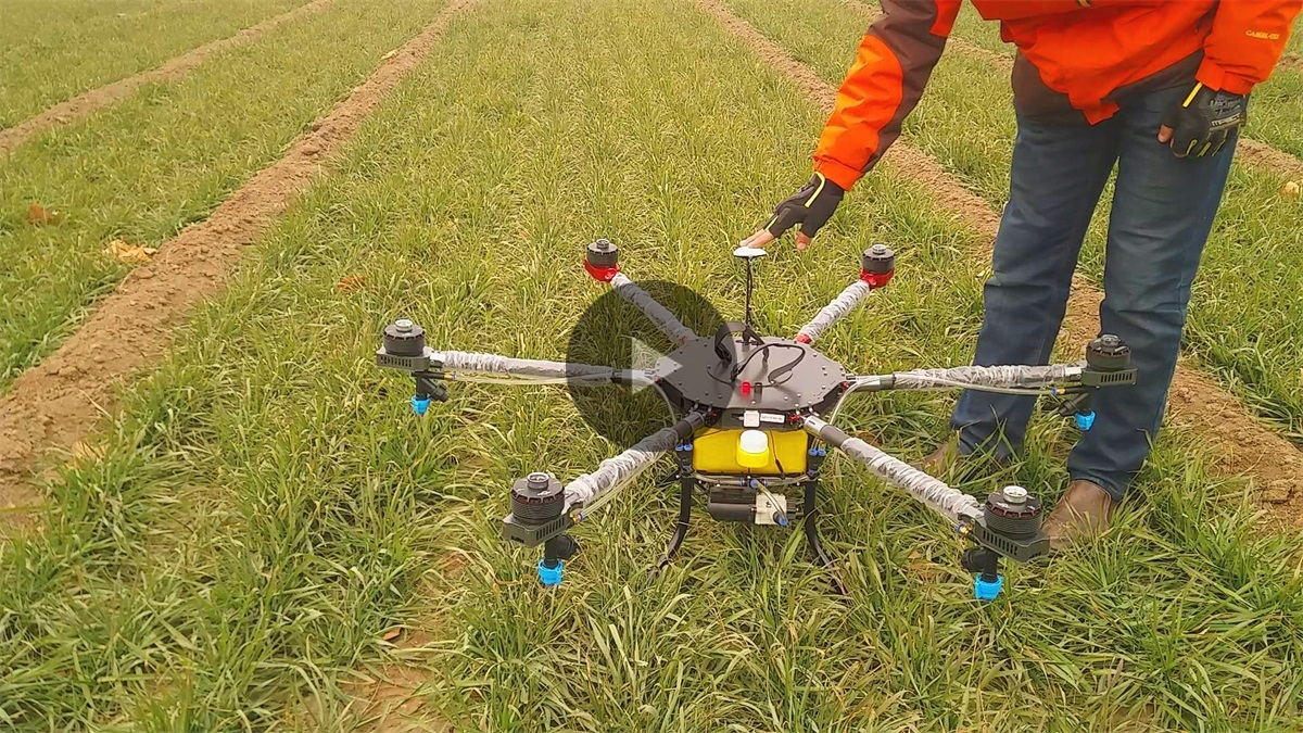 Low Budget Low Risk to try a sprayer drone!!