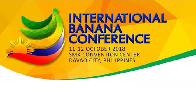 JoyanceTech will attend International Banana Conference 2018