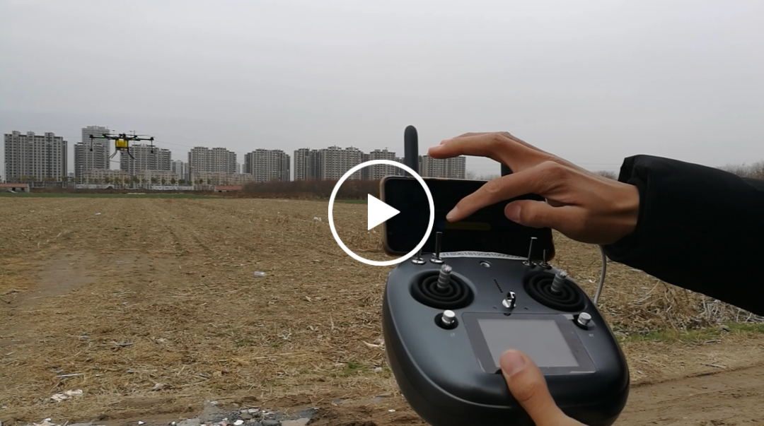 10 units of drone uav agricultural sprayer to Middle East