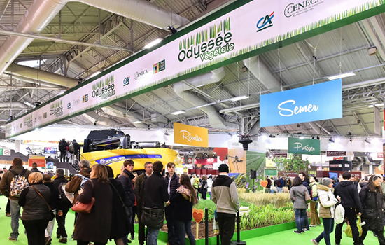 To meet Joyance at AGRO 2019, Ukraine